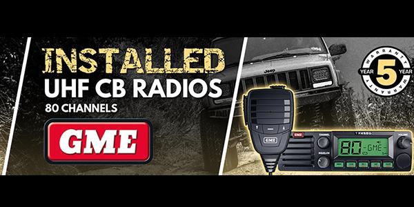 UHF Radios & Antennas